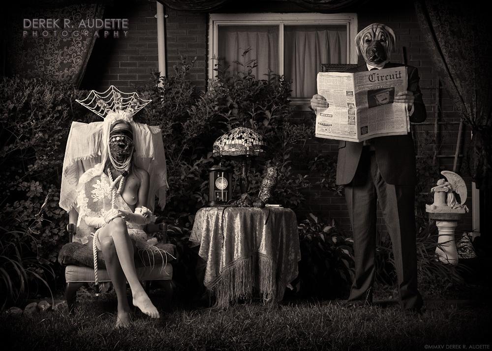 Propaganda Due (Plate XI) - Photography by Derek R. Audette