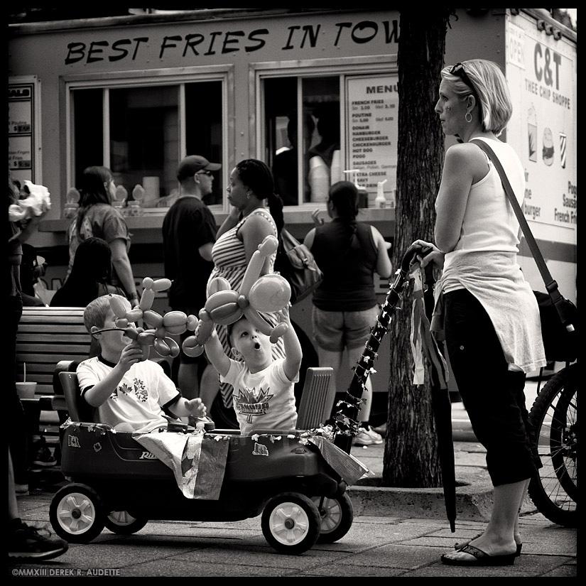 Best Fries in Town - Street Photography by Derek R. Audette