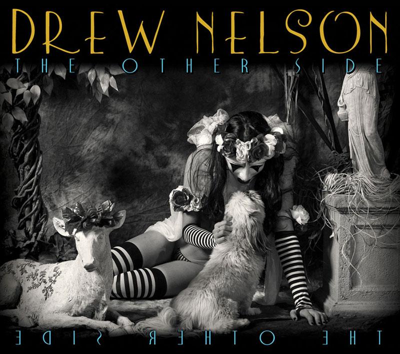 """""""The Other Side"""" Drew Nelson album covert art."""